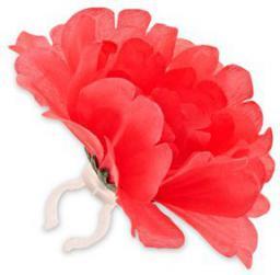 BASIL Kwiatek PEONY FLOWER koralowy (BAS-50375)