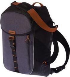 BASIL Sakwa turystyczna pojedyncza plecak MILES DAYPACK 14L, mocowanie na haki, wodoodporny poliester, granatowa (BAS-17665)