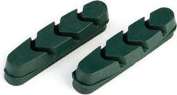 Clarks Wkładki hamulcowe CLARK'S CP221 SZOSA (Shimano, Campagnolo, Do obręczy ceramicznych) 52mm zielone