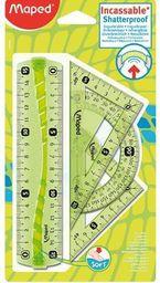 Maped Zestaw kreślarski Flex 15 cm - WIKR-085716