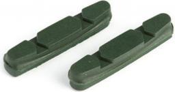 Clarks Wkładki hamulcowe CLARK'S CP231 SZOSA (Shimano, Campagnolo, Do obręczy ceramicznych) 52mm zielone