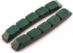 Clarks Wkładki hamulcowe CLARK'S CP503 MTB (V-brake, Do obręczy ceramicznych) 70mm zielone