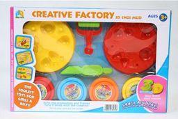 Mega Creative Masa plastyczna + akcesoria 364268 - WIKR-1022334