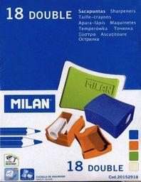 Milan Temperówka dwustronna Afila - WIKR-040156