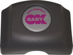 OKBABY Pokrywa Tylna Zapięcia BLOCCO SAFE (OKB-6605)
