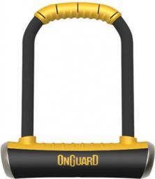 ONGUARD Zapięcie rowerowe Brute STD 8001 U-LOCK 16,8mm 115mm 202mm 5 x Klucze z kodem (ONG-8001)