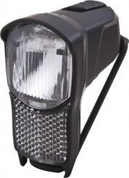 SPANNINGA Lampka przednia ILLICO 2 XB, 4 LUX + baterie (SNG-161628)