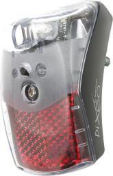 SPANNINGA Lampka tylna PIXEO XB + baterie (SNG-135518)