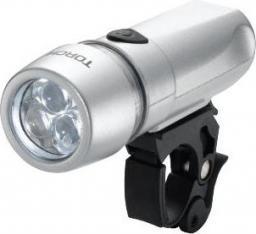 TORCH Lampka przednia HIGH BEAMER WHITE 3X srebrna (TOR-54001)