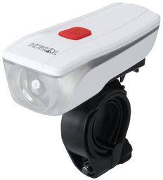 TORCH Lampka przednia HIGH BEAMER 0.5W (+baterie) biała (TOR-54009)