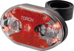 TORCH Lampka tylna TAIL BRIGHT 5X czarna (TOR-54014)