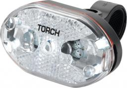 TORCH Lampka przednia WHITE BRIGHT 5X czarna (TOR-54015)