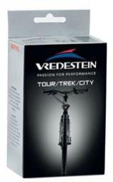 Vredestein Dętka trekkingowa VREDESTEIN TOUR 27 x 1.1/4 - 28 x 1.5/8 x 1.1/4 (28/35-622/630) schrader 40mm gwintowany - VRD-58892