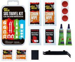WELDTITE Zestaw czyszcząco-naprawczy dirtwash sos travel kit (WLD-01040)