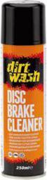 WELDTITE Odtłuszczacz do tarczy hamulcowych Dirtwash disc brake cleaner Aerosol Spray 250ml (WLD-3029)