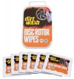 WELDTITE Chusteczka do czyszczenia tarczy weldtite dirtwash disc rotor wipes 6szt. (WLD-4022)