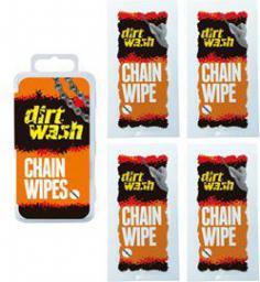 WELDTITE Chusteczka do czyszczenia łańcucha dirtwash chain wipes 4szt. (WLD-04030)