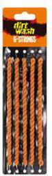 WELDTITE Sznurki do czyszczenia kasety dirtwash g-strings gear cleaning 5szt. (WLD-06006)
