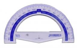 Pratel Kątomierz plastikowy 15 cm 180 stopni (WIKR-0987314)