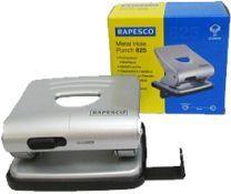 Dziurkacz RAPESCO Dziurkacz 825 metalowy srebrny - WIKR-966339