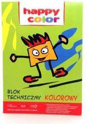 Blok biurowy Staedtler Blok techniczny kolorowy A3/10 - WIKR-946511