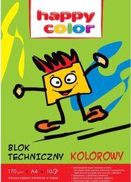 Blok biurowy Steadtler Blok techniczny kolorowy A4/10  - WIKR-946508