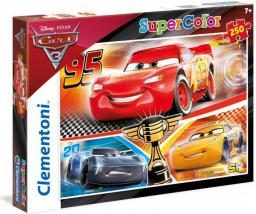 Clementoni Puzzle 250 elementów Cars 3 (29747)