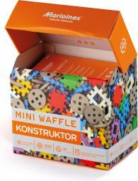 Marioinex Klocki Waffle mini 300 szt. Konstruktor w pudełku