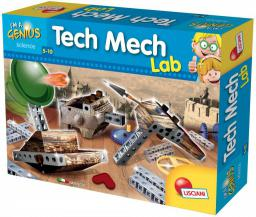 Lisciani I'm a Genius Tech. Mech Lab Historyczne maszyny (304-61310)