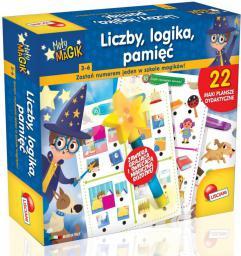 Lisciani Magik Liczby, logika, pamięć (304-PL6126)