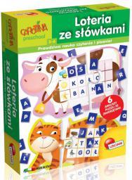 Lisciani Carotina Loteria ze słówkami (304-PL5783)