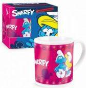 Starpak Kubek ceramiczny 250 ml Smerfy - WIKR-943600