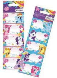 Starpak Naklejki na zeszyt My Little Pony 327983 - WIKR-1015610