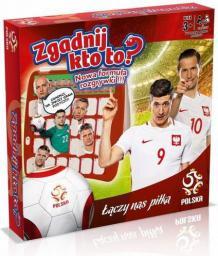 Winning Moves Gra - Zgadnij kto to? Reprezentacja Polski PZPN