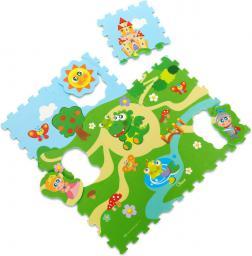 Chicco Miękkie puzzle Zamek (238586)