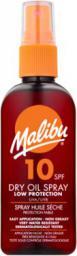 Malibu Dry Oil Spray SPF10 Olejek do opalania 100ml