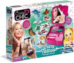 Clementoni Crazy Chic Crazy Tatuaże - 78252