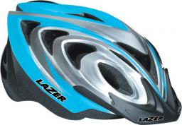 LAZER Kask mtb X3M L niebiesko-szary (LZR-X3M-L-ICBLGR)