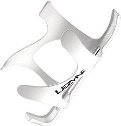 Lezyne Koszyk na bidon CNC CAGE AL aluminium biały (LZN-1-BC-CNCRC-V1AL07)