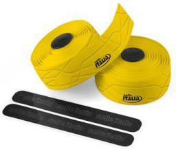 SELLE ITALIA Owijka na kierownicę ITALIA GRAN FONDO gr.2.5mm żelowa żółta (SIT-0000000000E15)
