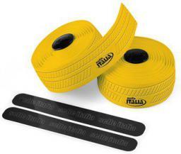 SELLE ITALIA Owijka na kierownicę ITALIA CONTROLLO gr.2.5mm żelowa żółta (SIT-0000000000E25)