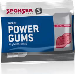 Sponser Gumy energetyczne POWER GUMS paczka 75g (SPN-80-425-10)