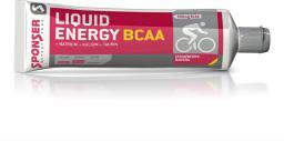 Sponser Żel energetyczny LIQUID ENERGY PLUS neutralny z kofeiną pudełko (40 saszetek x 35g) (SPN-80-402)