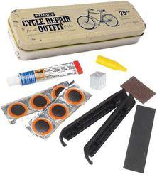 WELDTITE Zestaw naprawczy Vintage Cycle Repair Outfit Tin