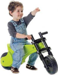 YBIKE Rowerek biegowy Y Bike Oryginal zielony