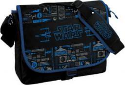 Starpak Torba na ramię Star Wars czarna (372675)