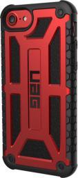 Urban Armor Gear Monarch - obudowa ochronna do iPhone 6/6s/7 (czerwona) (IPH7/6S-M-CR)