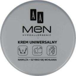 AA Cosmetics Men Hypoallergenic krem uniwersalny 100ml