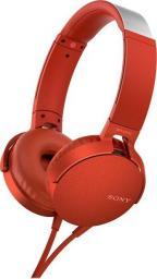 Słuchawki Sony MDR-XB550APR