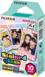 Fujifilm film do fotografii natychmiastowej, 10 sztuk, Stained Glass (16203733)